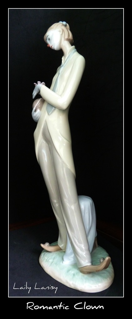 Lladro - Romantic Clown 2