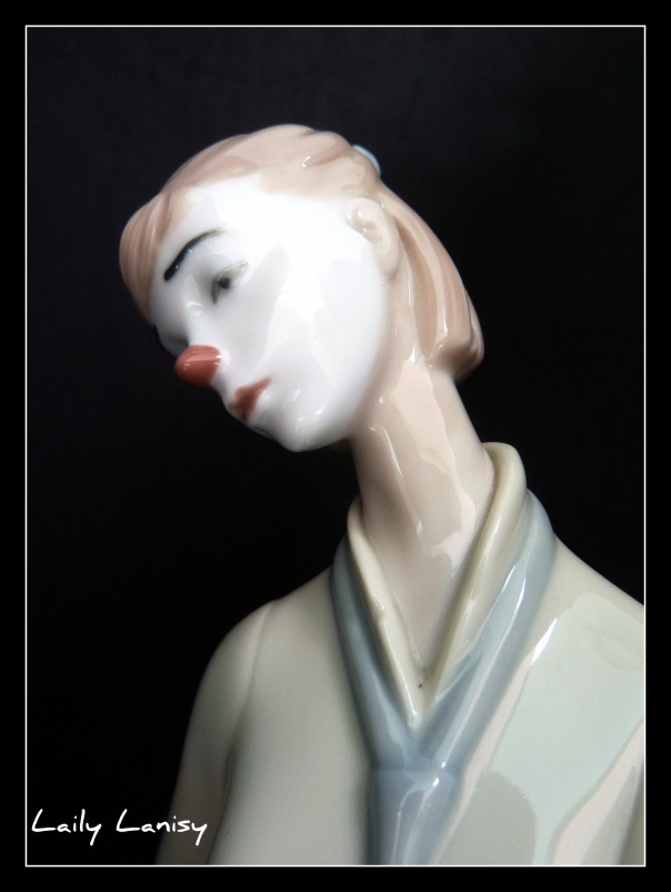 Lladro - Romantic Clown 3