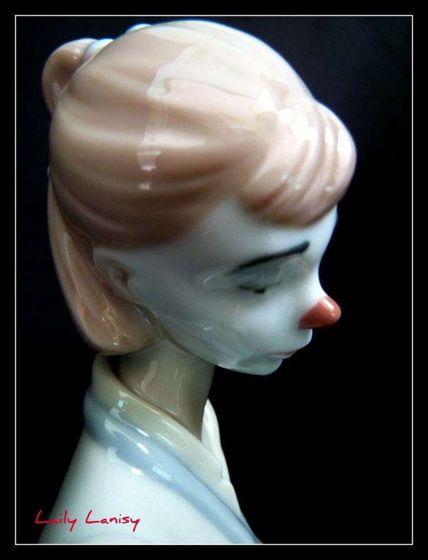 Lladro - Romantic Clown 4