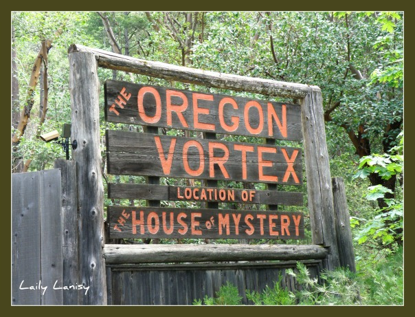 The Oregon Vortex