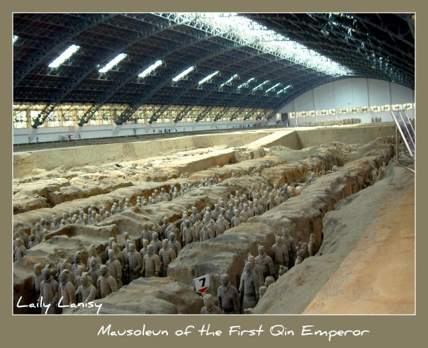Terracotta Warriors 3
