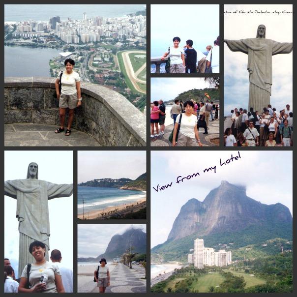 Rio de Janeiro Collage