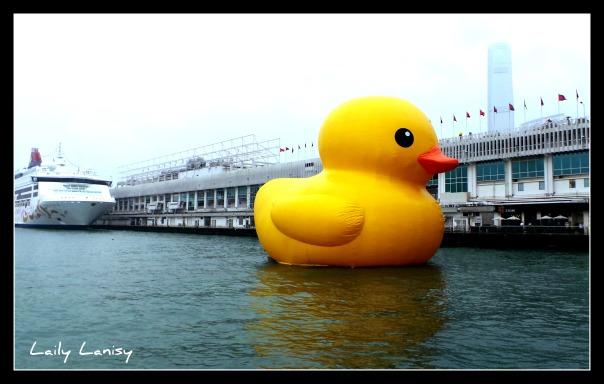Giant Duck 2